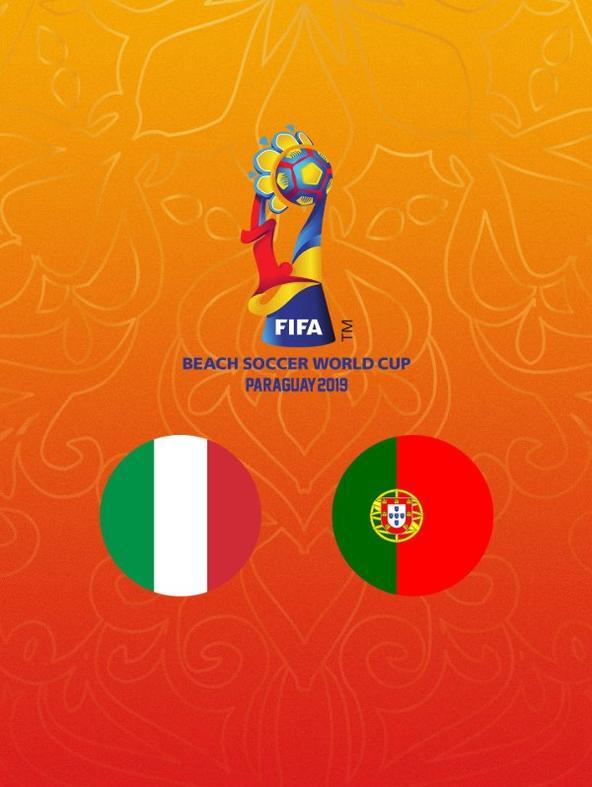Beach Soccer: Italia - Portogallo