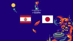 Tahiti - Giappone