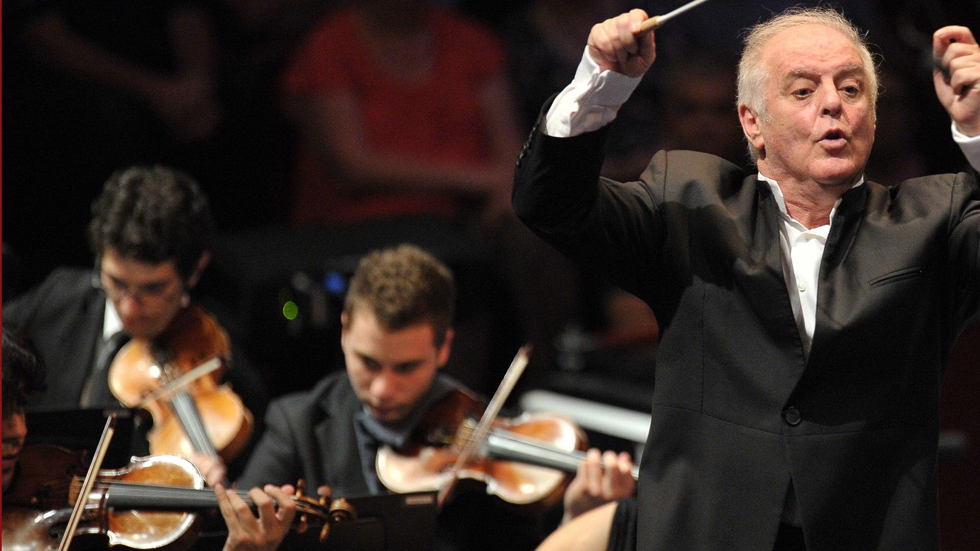 Sky Arte HD Barenboim conduce Beethoven - Sinfonia n. 9