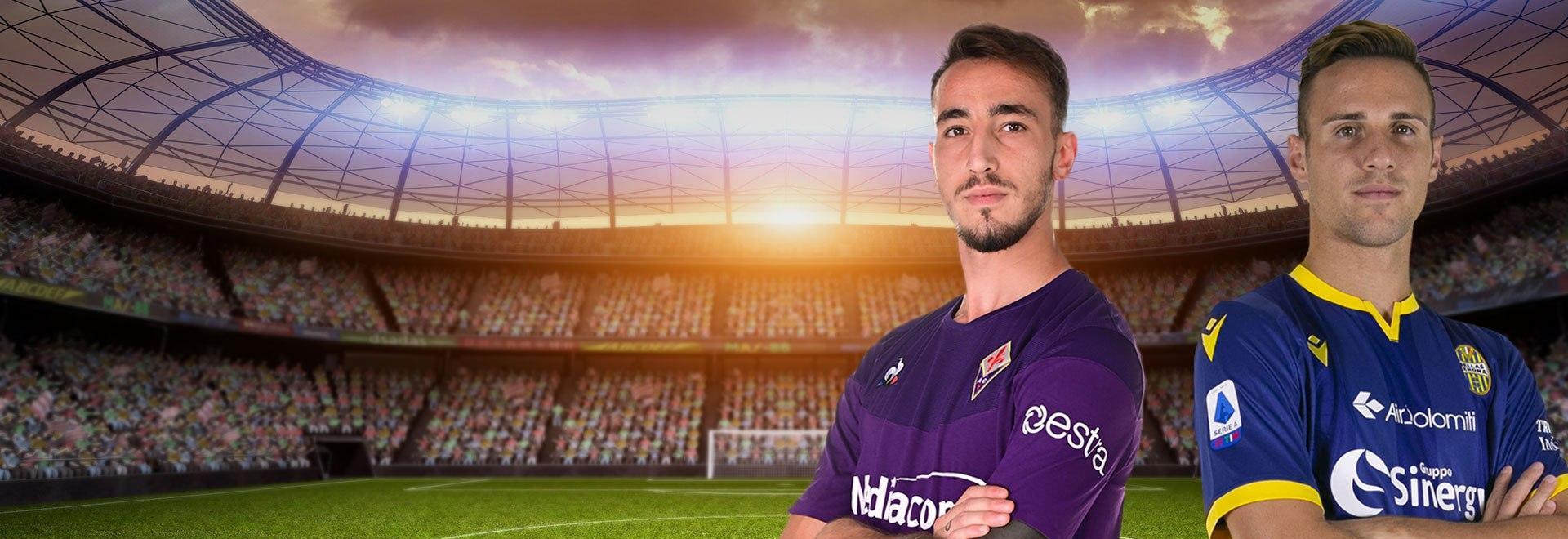 Fiorentina - Verona. 32a g.