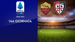Roma - Cagliari. 14a g.
