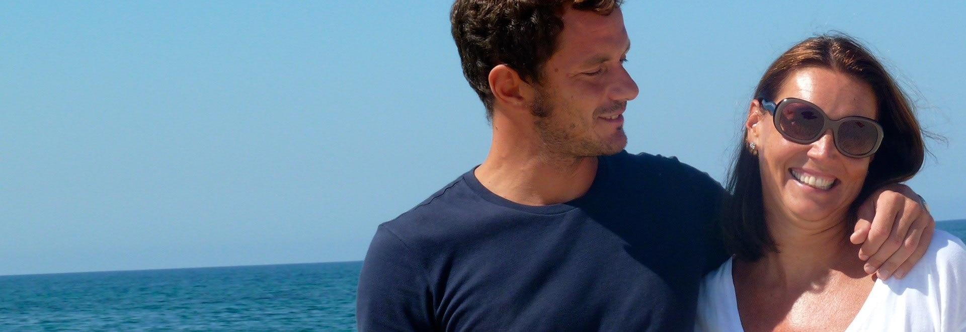 Sicilia: S. Vito Lo Capo - Favignana