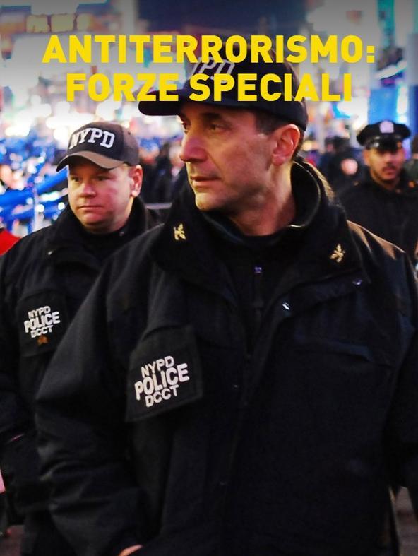 Antiterrorismo: forze speciali