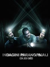 S2 Ep9 - Indagini paranormali con Josh Gates