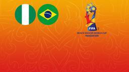 Nigeria - Brasile