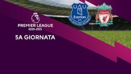 Everton - Liverpool. 5a g.