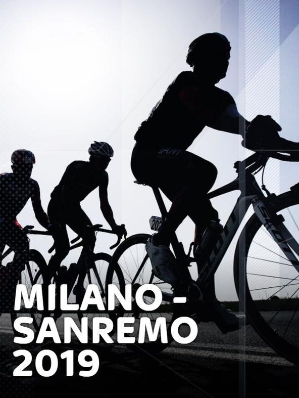 Ciclismo: Milano-Sanremo 2019