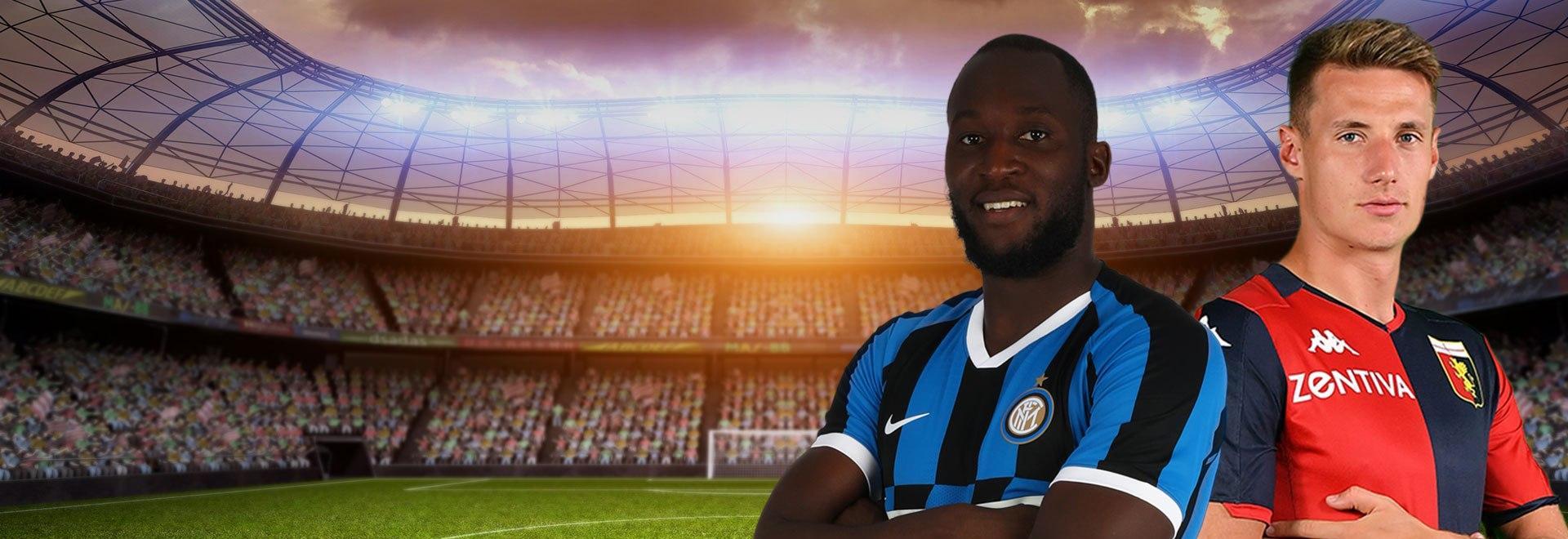 Inter - Genoa. 17a g.