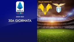 Verona - Lazio. 30a g.