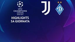 Juventus - Dinamo Kiev