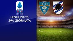 Lecce - Sampdoria