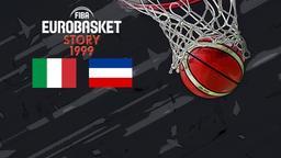 1999: Italia - Jugoslavia. Semifinale