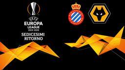 Espanyol - Wolverhampton. Sedicesimi Ritorno