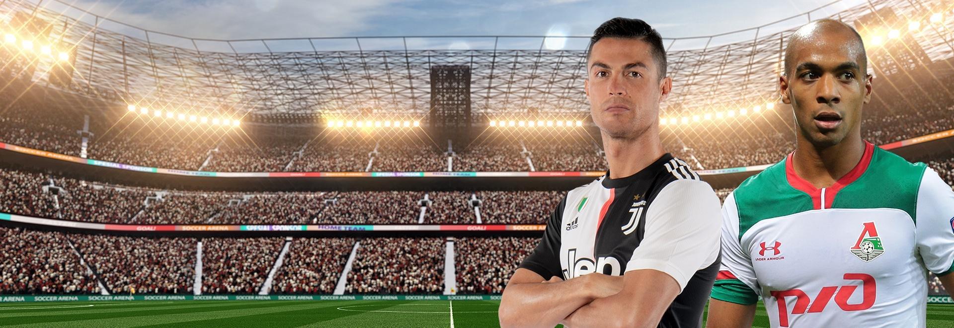 Juventus - Lokomotiv M.. 3a g.