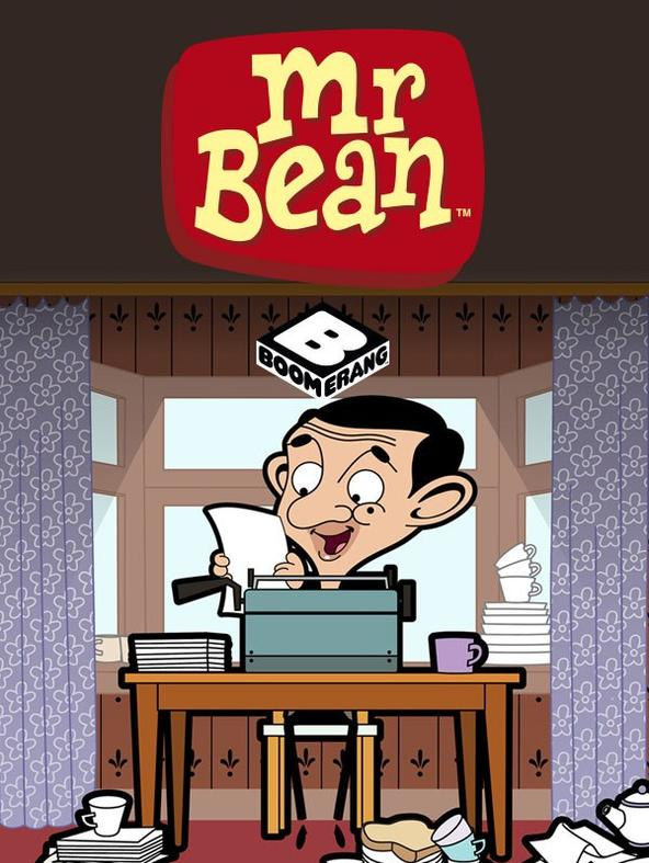 Mr. Bean tassista