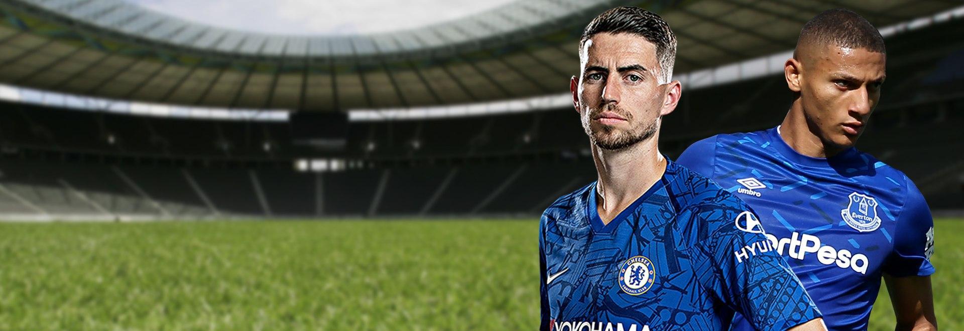 Chelsea - Everton. 29a g.
