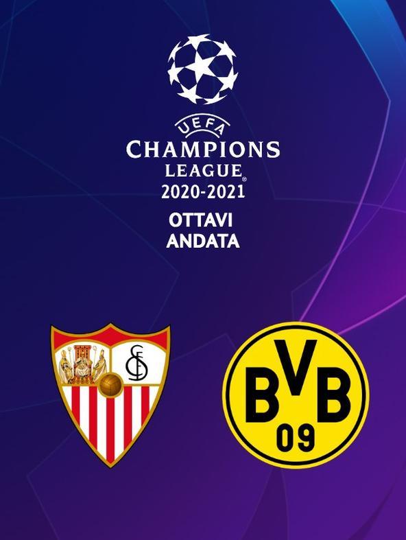 Siviglia - Borussia Dortmund. Ottavi Andata