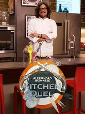 S1 Ep7 - Alessandro Borghese Kitchen Duel