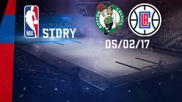 Boston - LA Clippers 05/02/17