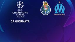 Porto - Olympique Marsiglia. 3a g.