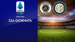Spezia - Inter. 32a g.