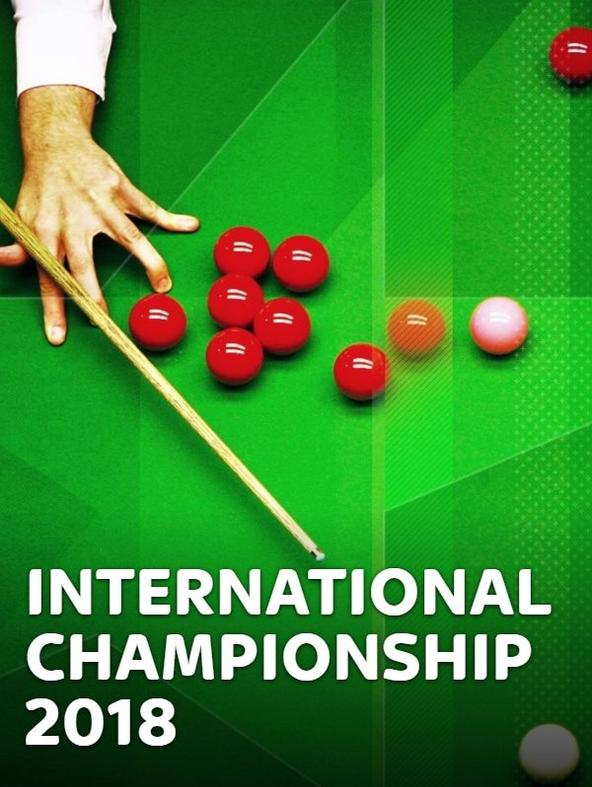 Snooker: International Championship 2...