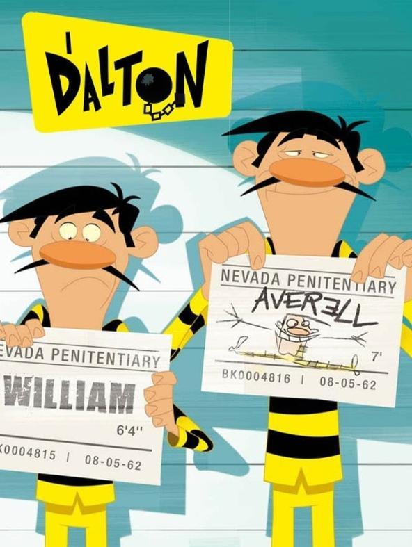 I Dalton nella mischia