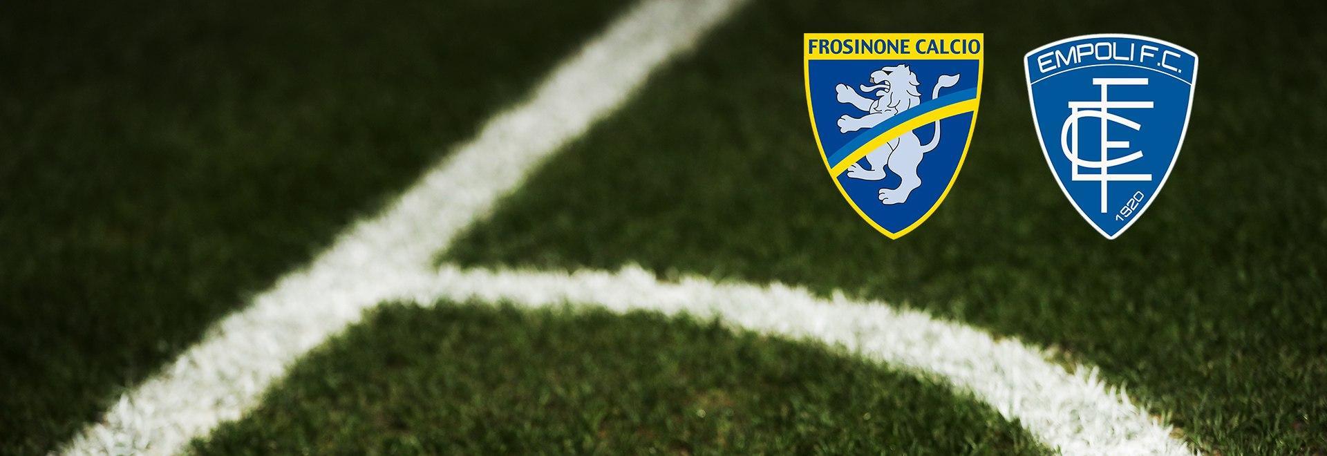 Frosinone - Empoli. 14a g.