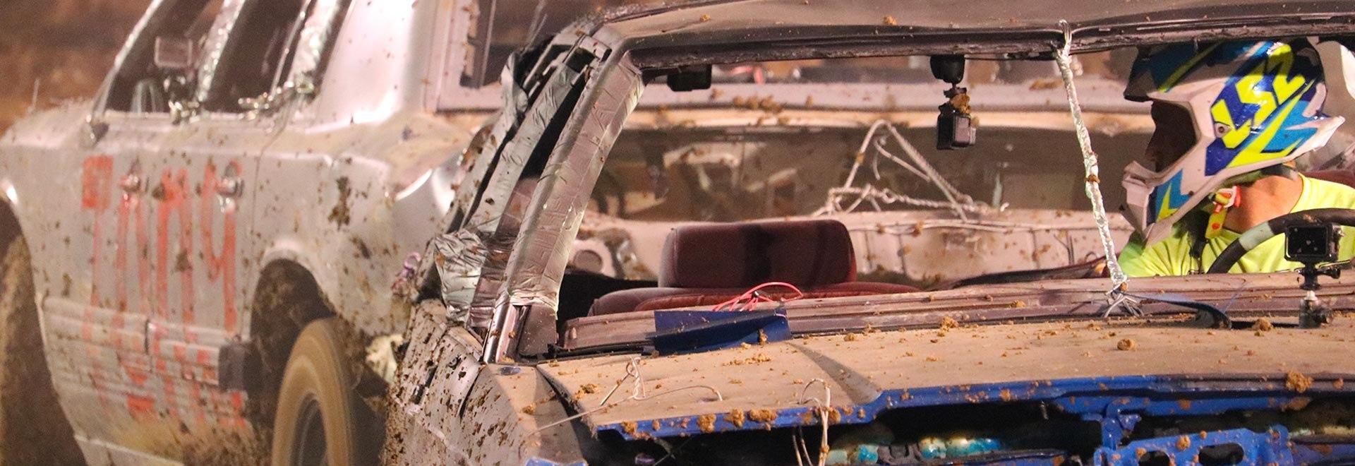 Demolition Derby: la guerra dei catorci