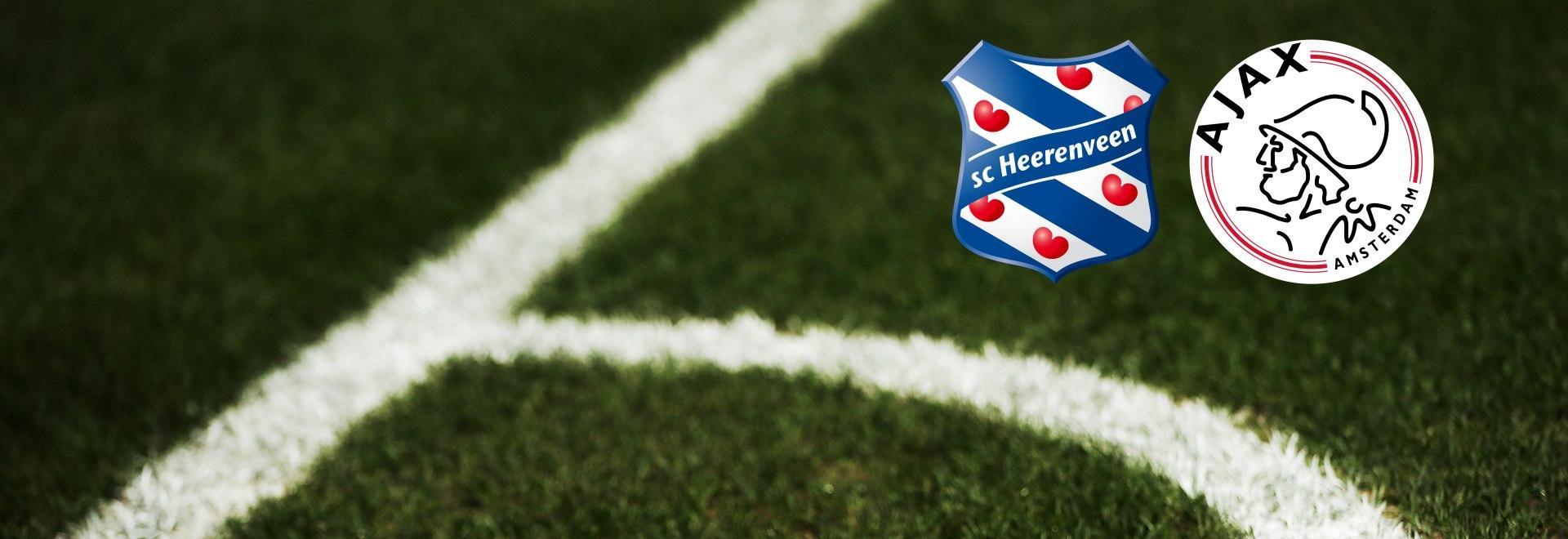 Heerenveen - Ajax. 26a g.
