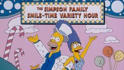 Un altro show di spezzoni dei Simpson