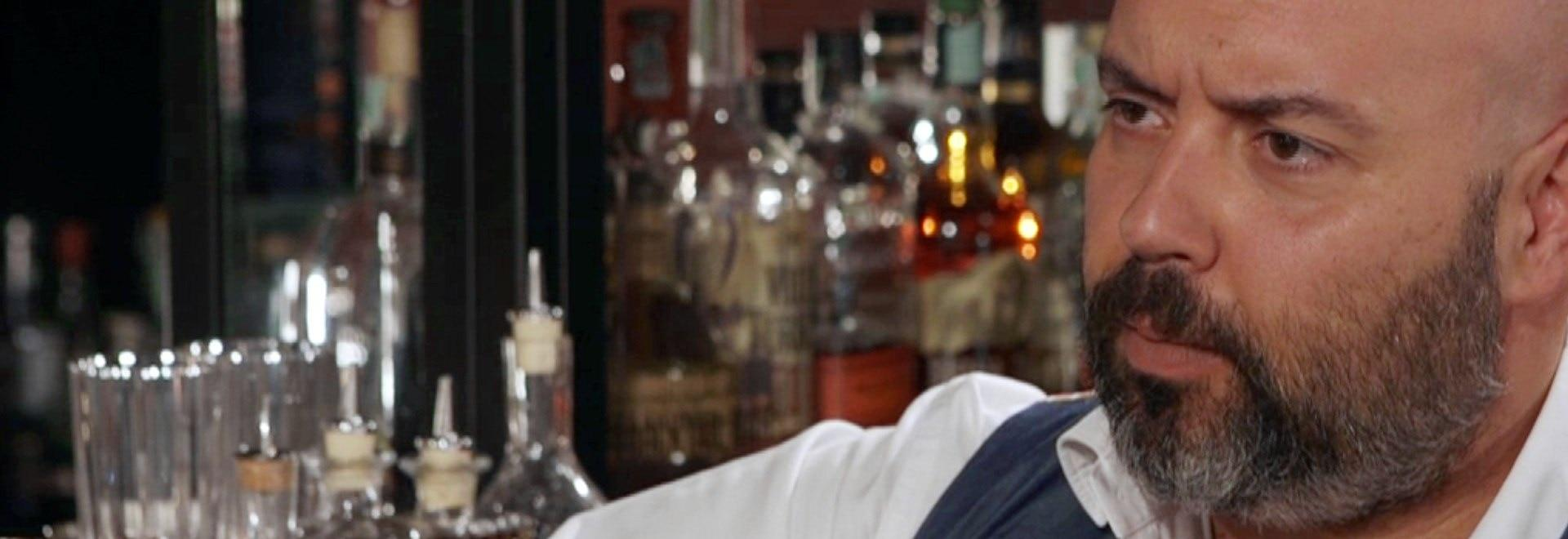 Alex Frezza: il gin