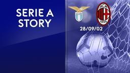 Lazio - Milan 28/09/02. 4a g.