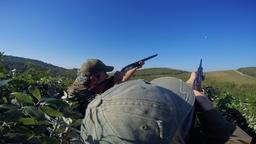 Gallinelle e caccia mista