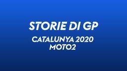 GP Catalunya 2020. Moto2