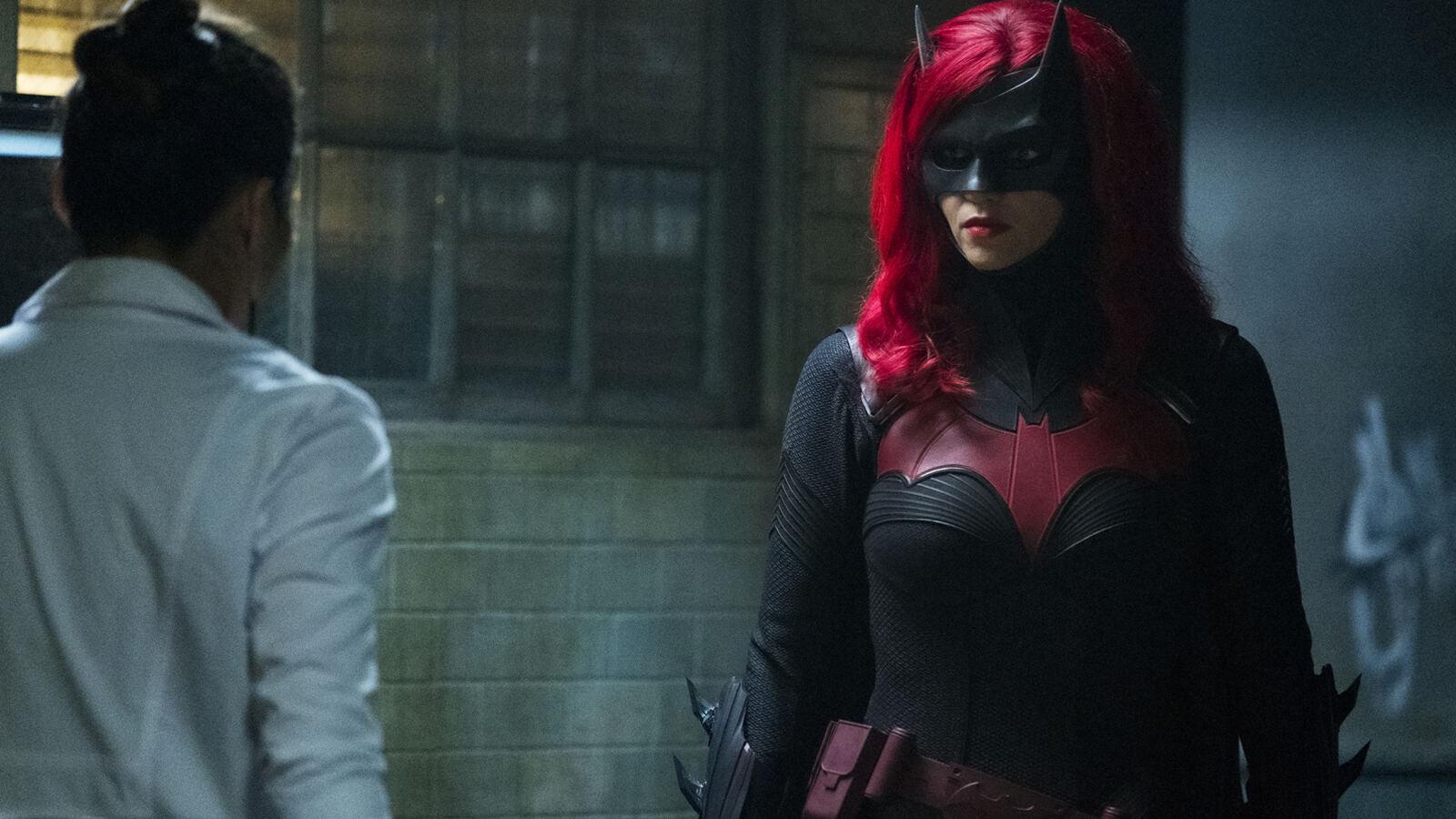 Premium Action Batwoman