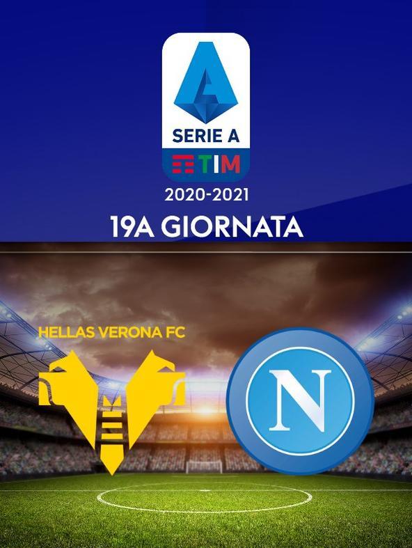 Verona - Napoli    (diretta)