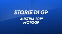 Austria. Spielberg 2019. MotoGP
