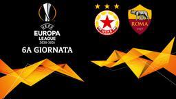 CSKA Sofia - Roma. 6a g.