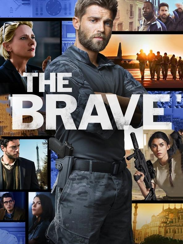 S1 Ep6 - The Brave