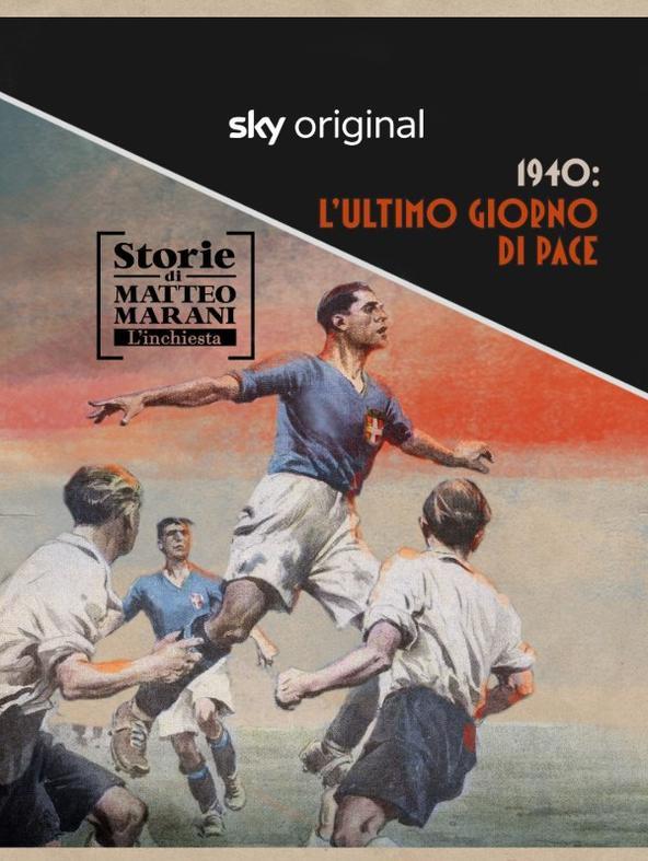 Storie di Matteo Marani: 1940,...