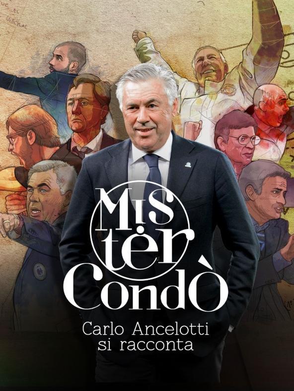 Ancelotti si racconta