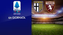 Parma - Torino. 6a g.