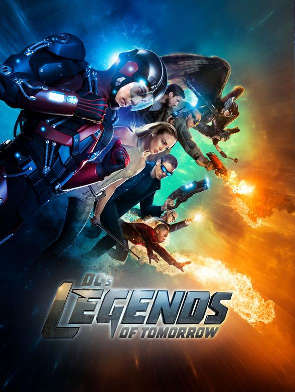 S1 Ep8 - DC's Legends of tomorrow