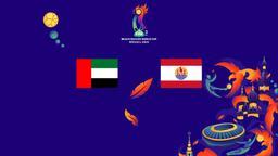 Emirati Arabi - Tahiti