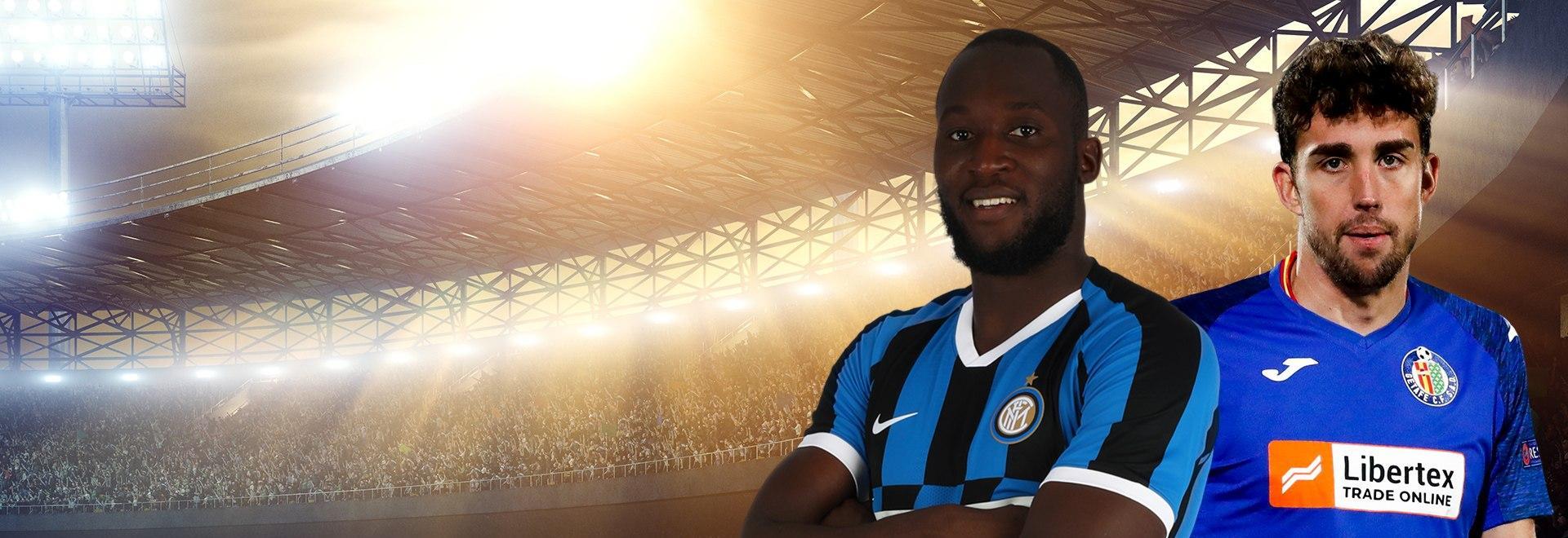 Getafe - Inter. Ottavi Ritorno