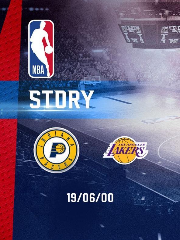 NBA: Indiana - LA Lakers 19/06/00