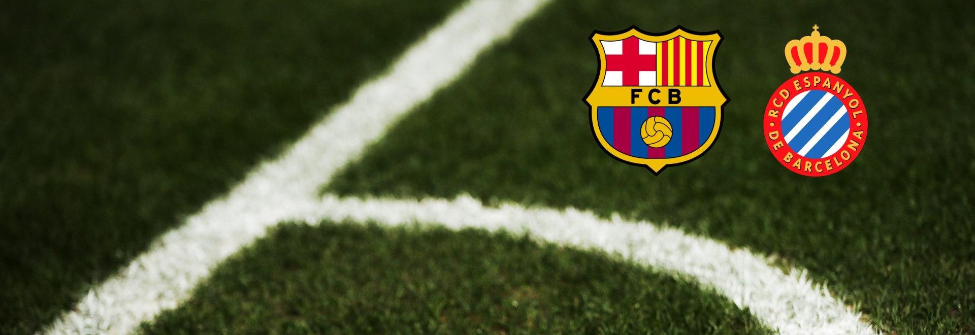 Barcellona - Espanyol. 35a g.