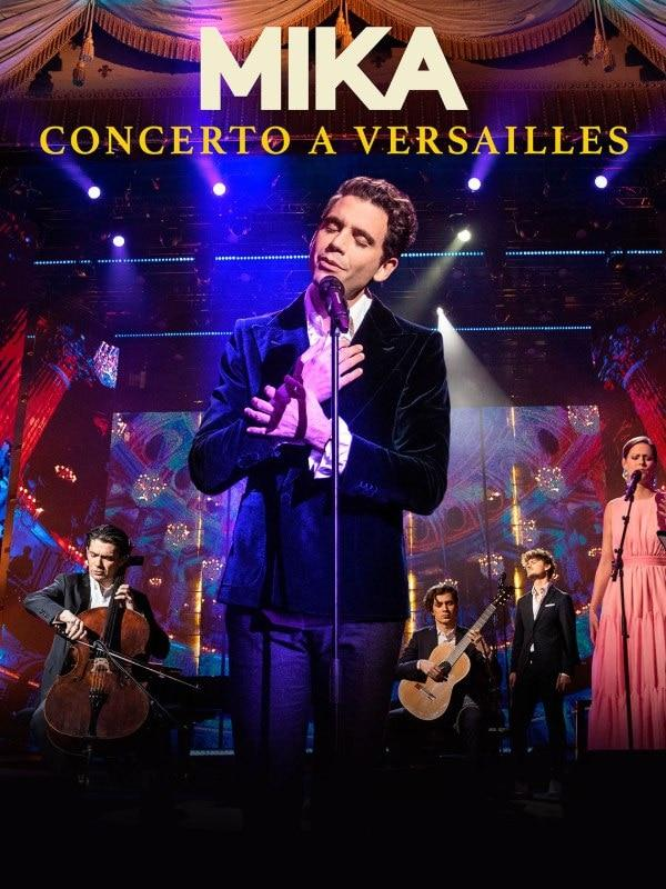 Mika - Concerto a Versailles