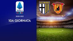 Parma - Benevento. 10a g.
